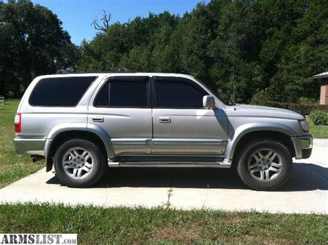 1998 Toyota 4runner For Sale Armslist For Sale Trade 1998 Toyota 4runner Limited