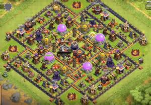 Base with inside town hall for 2016 th10 farming base inside town hall