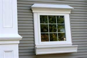Images of Vinyl Exterior Window Trim
