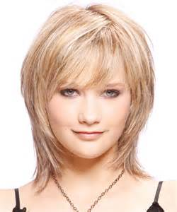 Medium length hairstyles for thin hair 2015