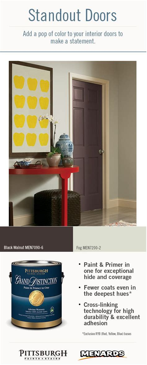 1000 images about standout interior door paint colors on stains paint colors and gray