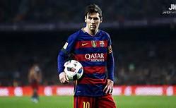 Lionel Messi Olympics 2016