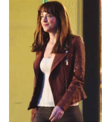 fifty shades of grey movie zip file fifty shades of grey dakota johnson red jacket