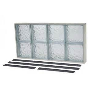 Photos of Glass Block Windows Home Depot