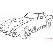 How To Draw A Car Step By Easy Pictures 1