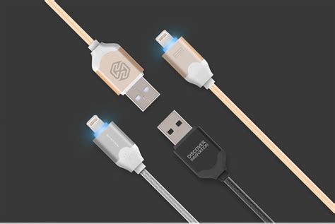 Nillkin Lightning Cable With Led original nillkin led lightni end 3 14 2018 11 30 am