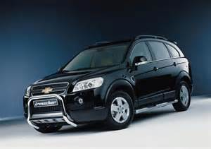 chevrolet captiva car features pictures