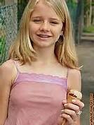 Little Girl Models Ages 12-14