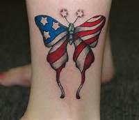 American Flag Tattoos  The Finest Patriotism