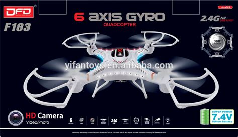 Jual Dfd F183 2 4g 4ch 6 Axis Gyro Rc Quadcopter With Hd Rtf Dfd F183 2 4g 4ch 6axis Rc Helicopter Quadcopter Rc
