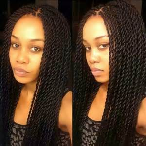 My all time favourite senegalese twists