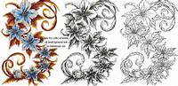 Kent Tattoo Art Designs By Kristina Riggs