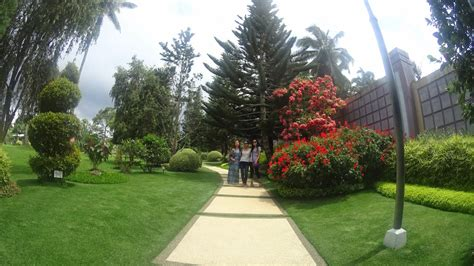 Garden Of Quiboloy Ms Jhessy Wandering Free Tamayong Prayer Mountain Davao