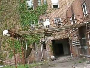 The old haunted davis hospital in statesville n c 4 27 13 part 8