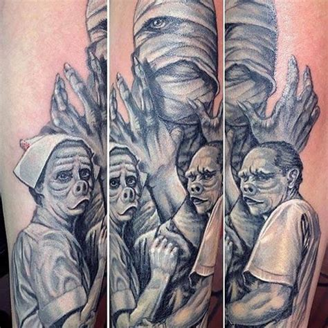 twilight zone tattoo 16 best the twilight zone tattoos images on
