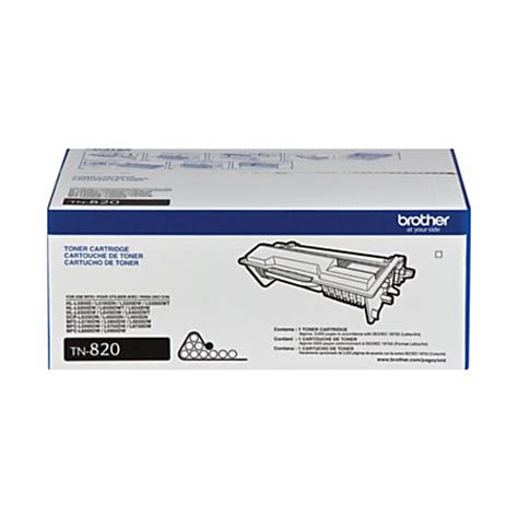 office depot coupons brother ink brother tn820 black toner cartridge by office depot