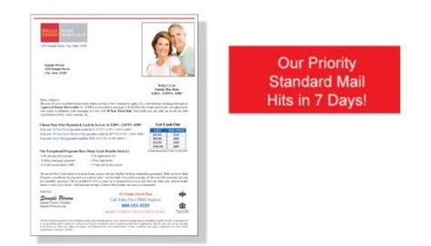 Direct Mail Solutions Direct Mail Templates