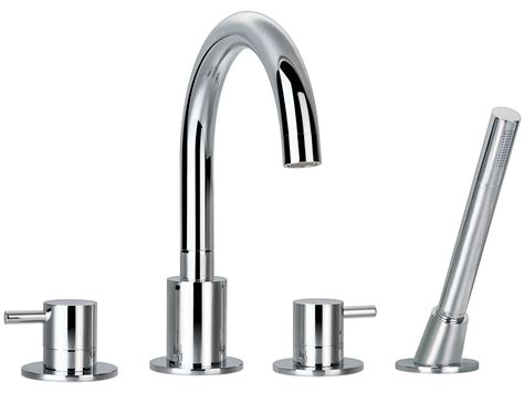 bath mixer tap shower hose flova levo 4 bath shower mixer tap with handset and