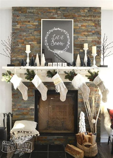 mantel decorating tricks hometalk