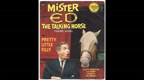 theme song mr ed golden orchestra and chorus mister ed the talking horse