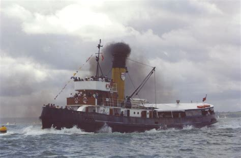 tugboat hiring in new zealand steam tug w c daldy wins tug boat race at auckland s 169th