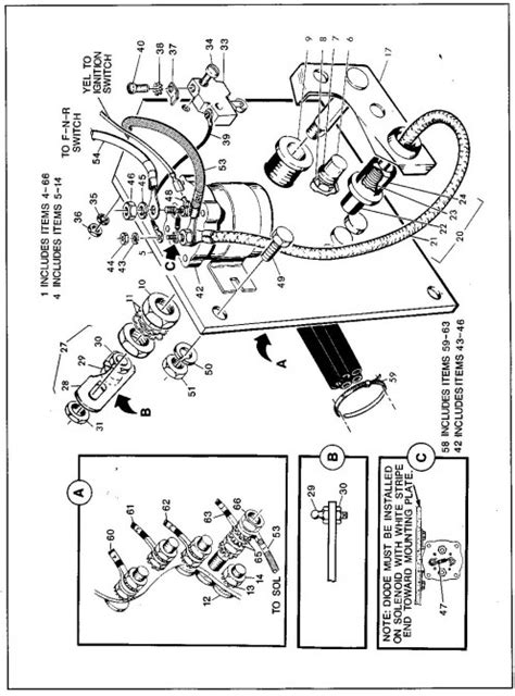 ez go 20484 charger schematic wiring diagrams wiring
