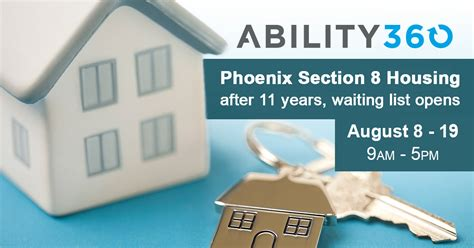 waiting list for section 8 housing phoenix section 8 housing after 11 years waiting list