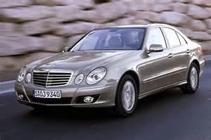 Mercedes E230 Specifications Mercedes E230 Avantgarde W211 2007 Parts Specs