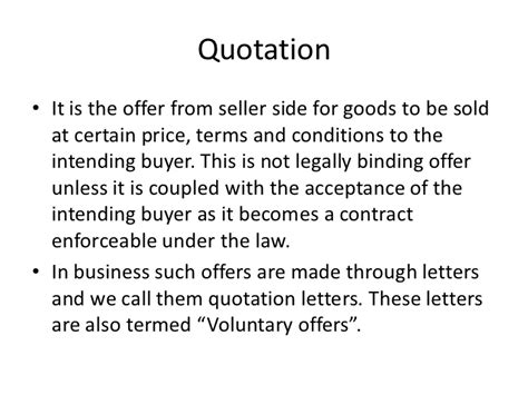 terms and conditions of quotations template quotation terms and conditions images