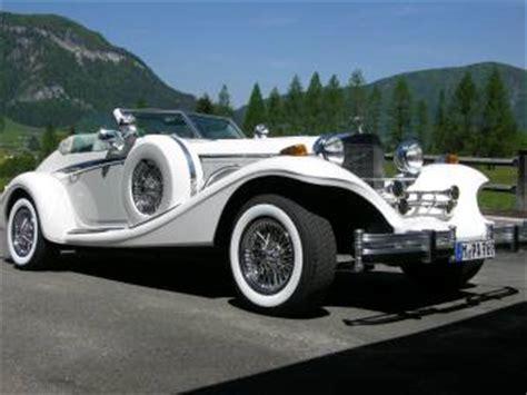 Auto Excalibur Preis excalibur oldtimer kaufen classic trader