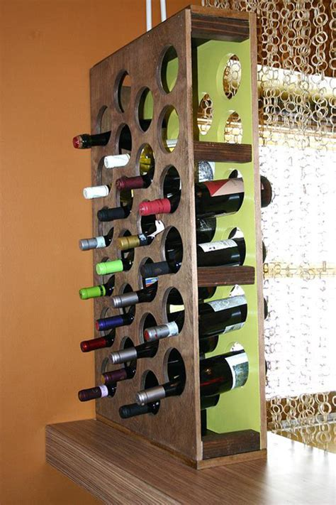 Do It Yourself Wine Racks by 19 Creative Diy Wine Rack Ideas