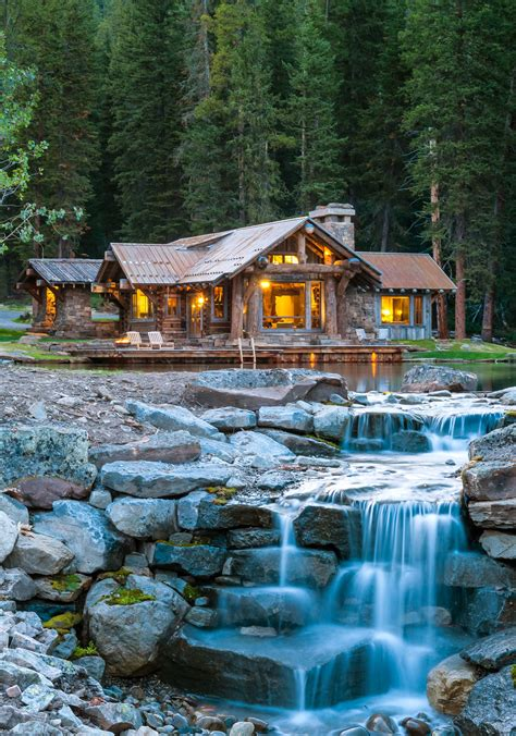 Wood Home Interiors a log home in montana is for sale photos architectural