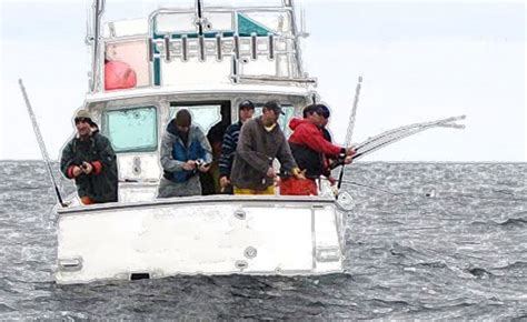 charter boat fishing hton nh ma charter boat captains oppose fishing ban new england