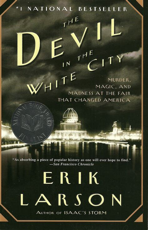 Book Review Is The Best City In America By Dave by The In The White City A Capsule Book Review