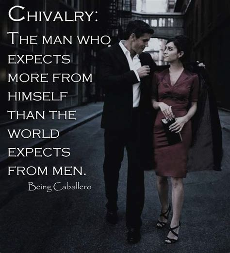 Ts Implied To Die chivalry the who expects more from himself than the