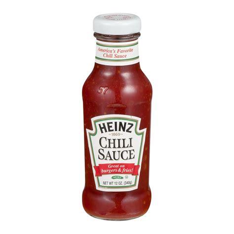 heinz chili sauce 12 oz jet com