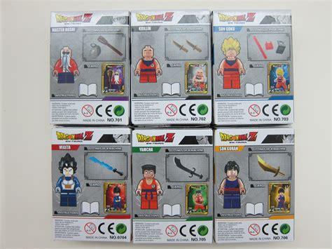 Z Figure Set Isi 6 Yamcha O z lego compatible minifigures 171 lesterchan net