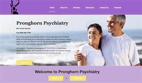 Prescott Detox by Prescott Valley Detox Facility Pronghorn Psychiatry