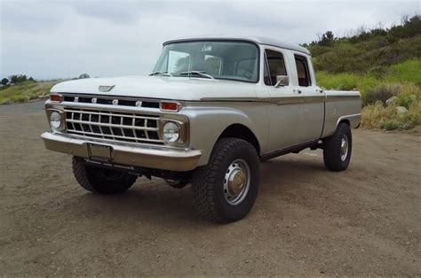 icon 4x4 icon 4x4 turns this 1965 ford f 250 into a cummins powered