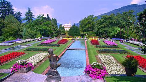 i giardini pi禮 belli mondo villa taranto residence concadoro lago maggiore