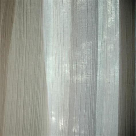 crinkle sheer curtains sustainable sheer crinkle crepe hemp silk curtains