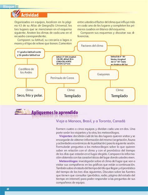 respuestas de libro de geografa 5 respuestas del libro de geografa 5 grado 100 y 101 ayuda