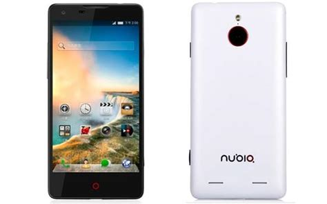 Hp Zte Nubia Z5 Mini zte nubia z5 mini price announced for china techshout