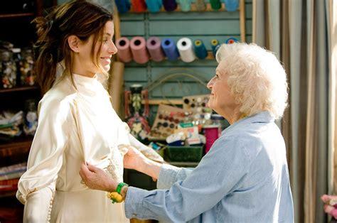 braut or brat selbst ist die braut sandra bullock wedding dresses