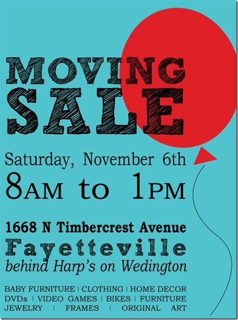 moving flyer template related keywords suggestions for moving sale
