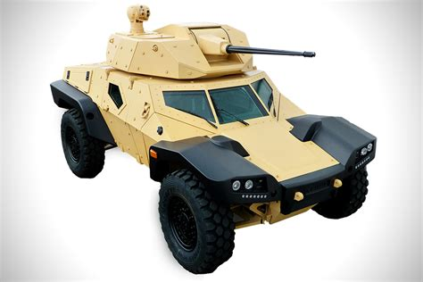 armored vehicles crab armored vehicle by panhard defense hiconsumption