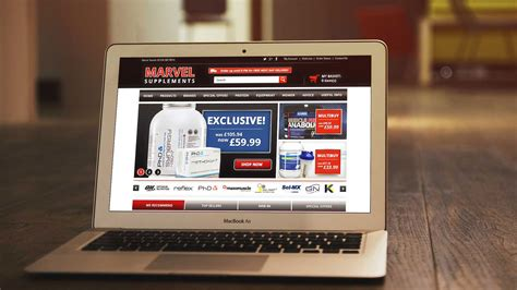 supplement store marvel supplements uk based building supplement