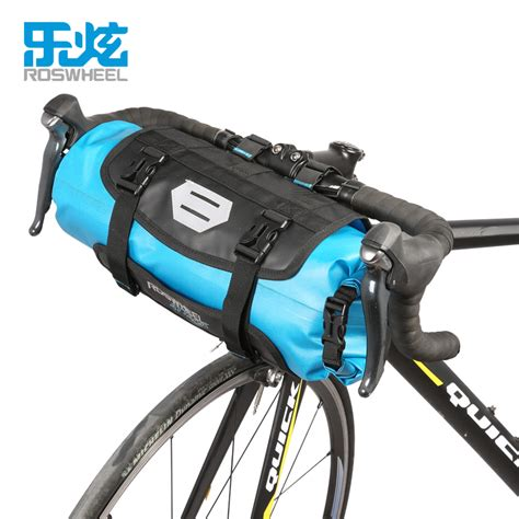 Roswheel Attack Tas Sepeda 7l roswheel attack bicycle front bag bike handlebar bag pack bike baskets cycle cycling storag