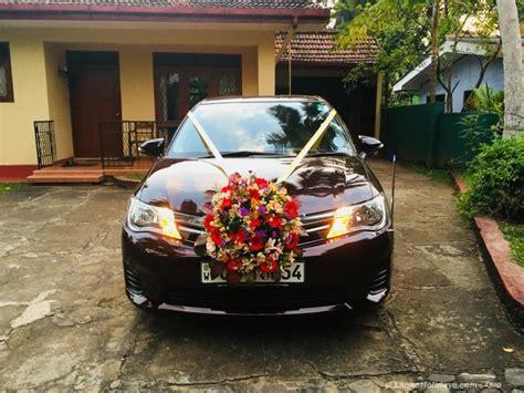 Wedding Car Kalutara by Sri Lanka Car Rentals Hire Wedding Car For Hire Homecoming