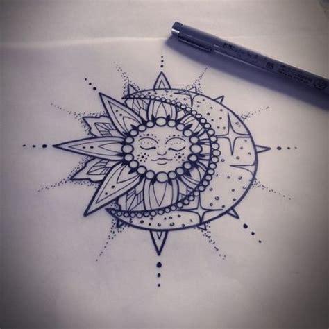 moon tattoos tumblr moon phases